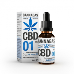 CBD oil 1 - 10% - Cannabas - Globalherbs-Wholesale