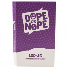 LSD test - Dope or Nope